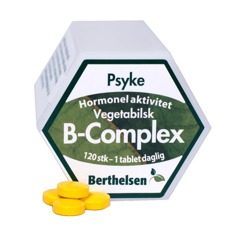 Berthelsen B-Complex - Vegetabilsk