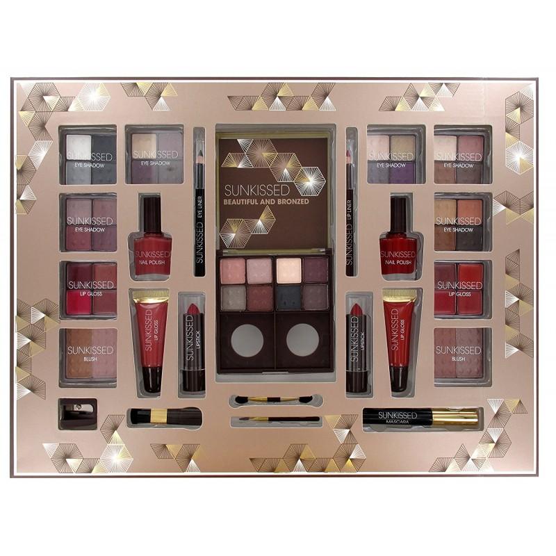 Sunkissed Beautiful & Bronzed Makeup Set