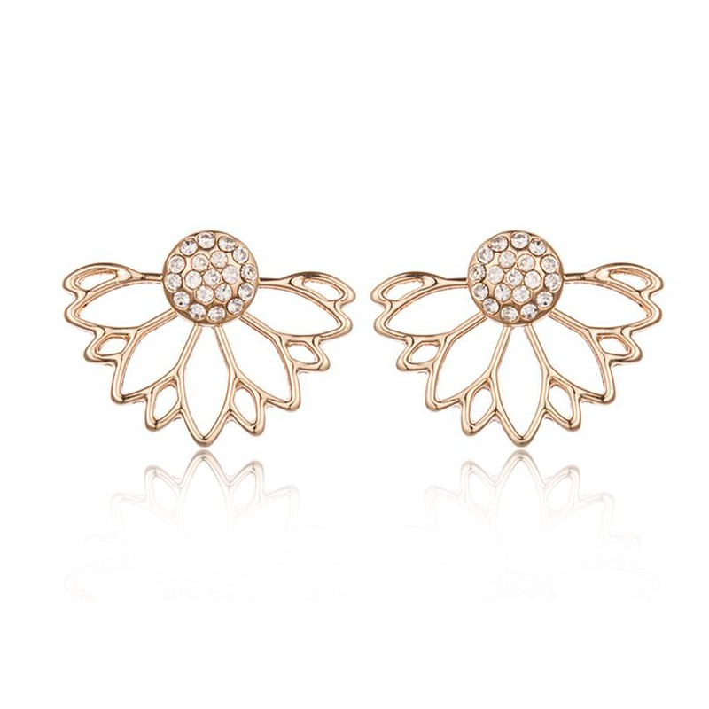 Everneed Maggie Earrings Gold