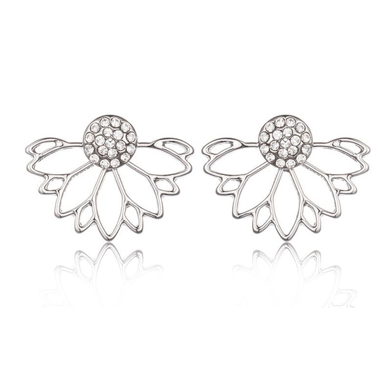 Everneed Maggie Earrings Silver