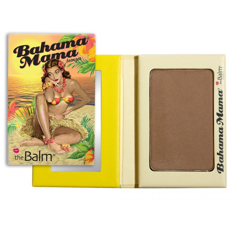 The Balm Shadow & Blush All-In-One Bahama Mama
