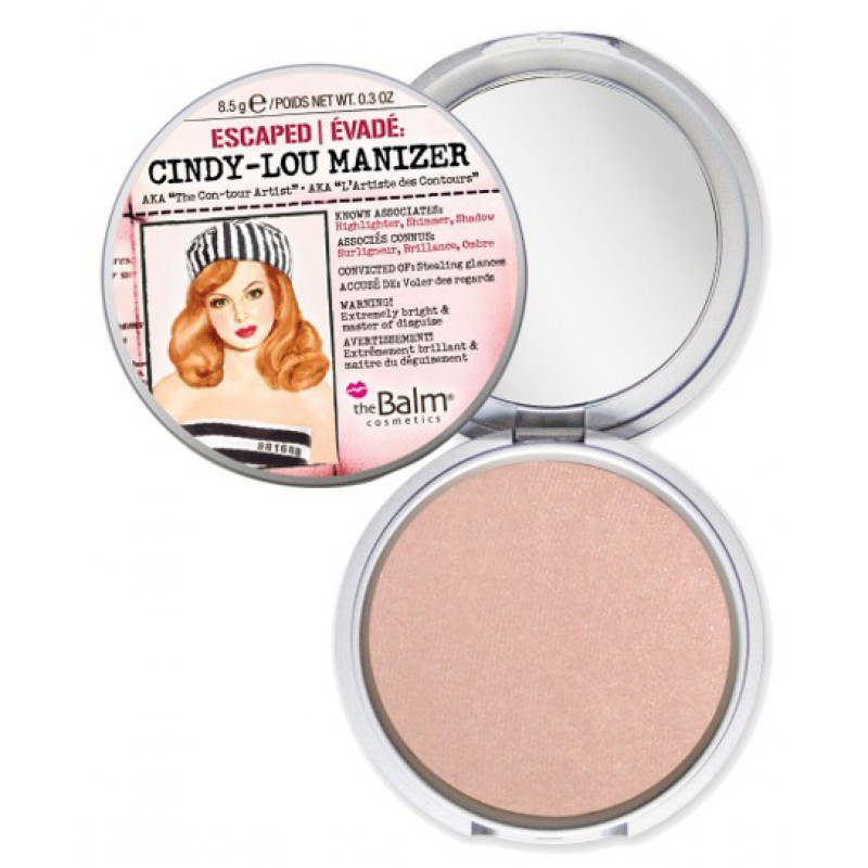 The Balm Cindy Lou Manizer Illuminating Powder