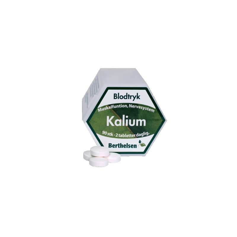 Berthelsen Kalium 150 mg