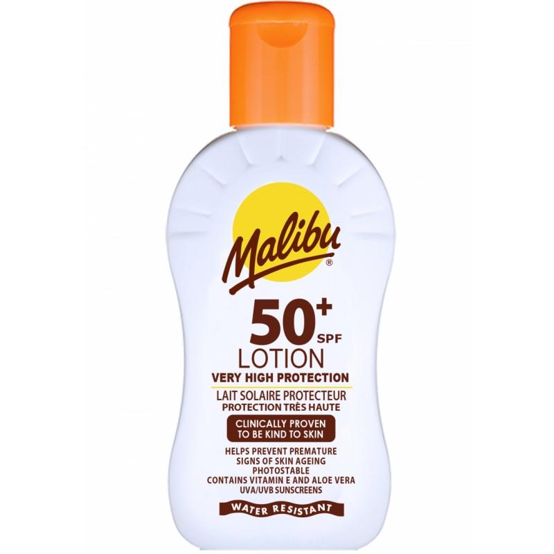 Malibu Very High Protection Sun Lotion SPF50+