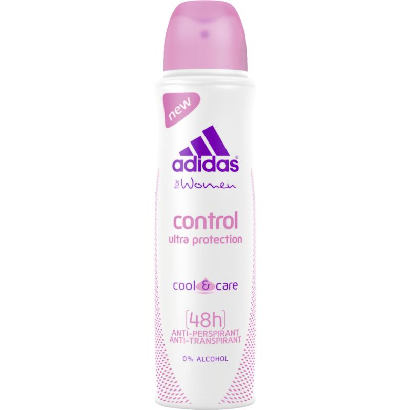 Adidas Women Cool & Care Control 48h Deospray