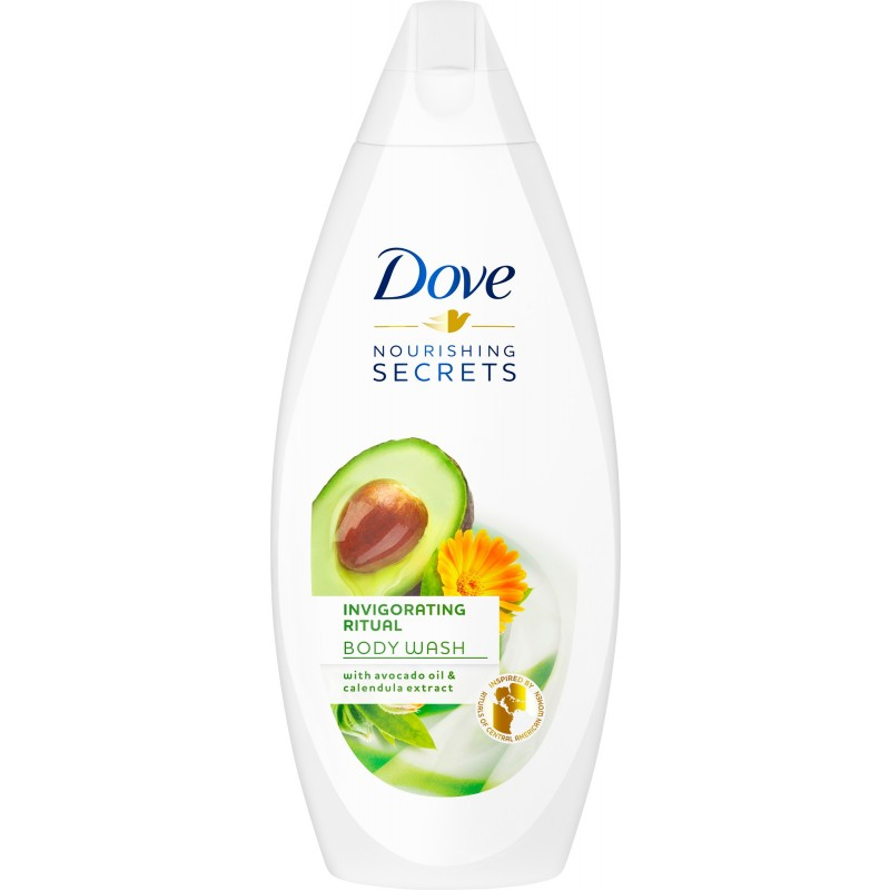 Dove Nourishing Secrets Invigorating Ritual Avocado Body Wash