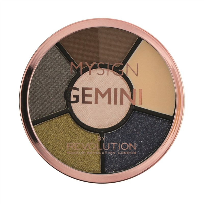 Revolution Makeup My Sign Complete Eye Wheel Zwilling
