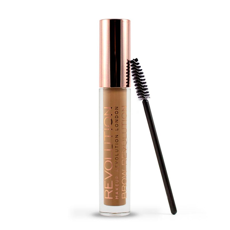 Revolution Makeup Brow Gel Revolution Medium Brown