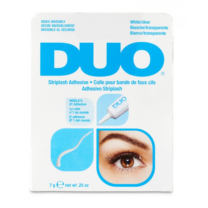 DUO Eyelash Striplash Adhesive White