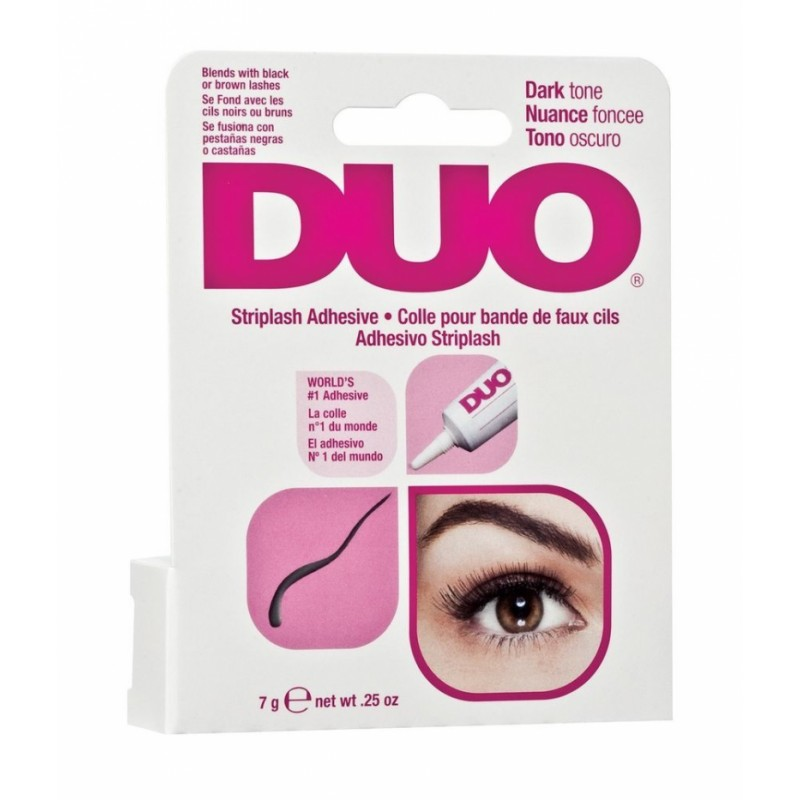 DUO Eyelash Striplash Adhesive Dark