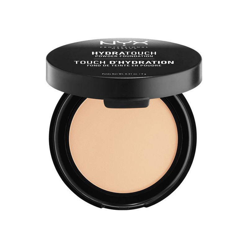 NYX Hydra Touch Powder Foundation 03 Natural