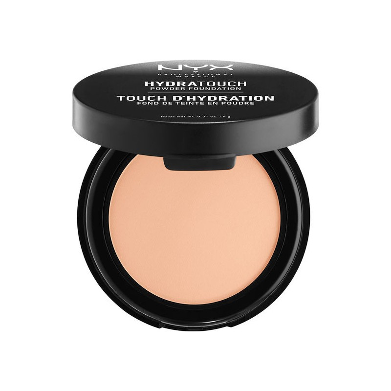 NYX Hydra Touch Powder Foundation 05 Medium Beige