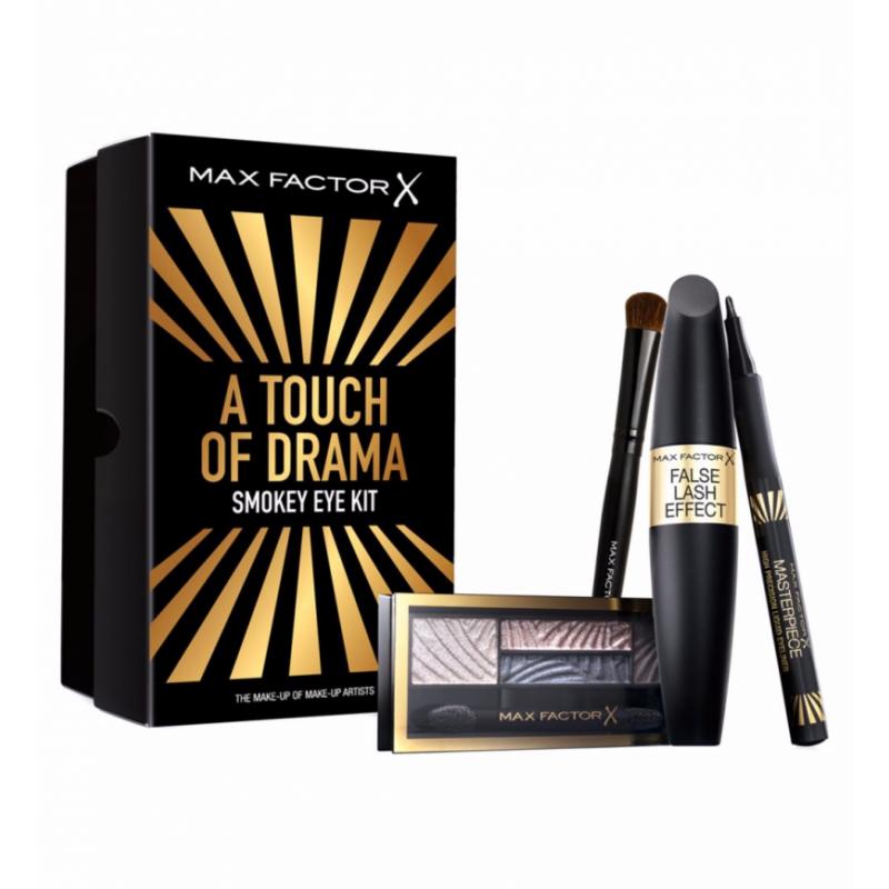 Max Factor A Touch Of Drama Smokey Eye Kit