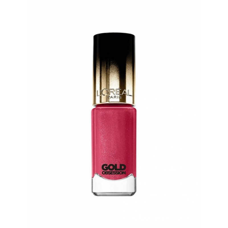 L'Oreal Color Riche Gold Obsession Rose Gold