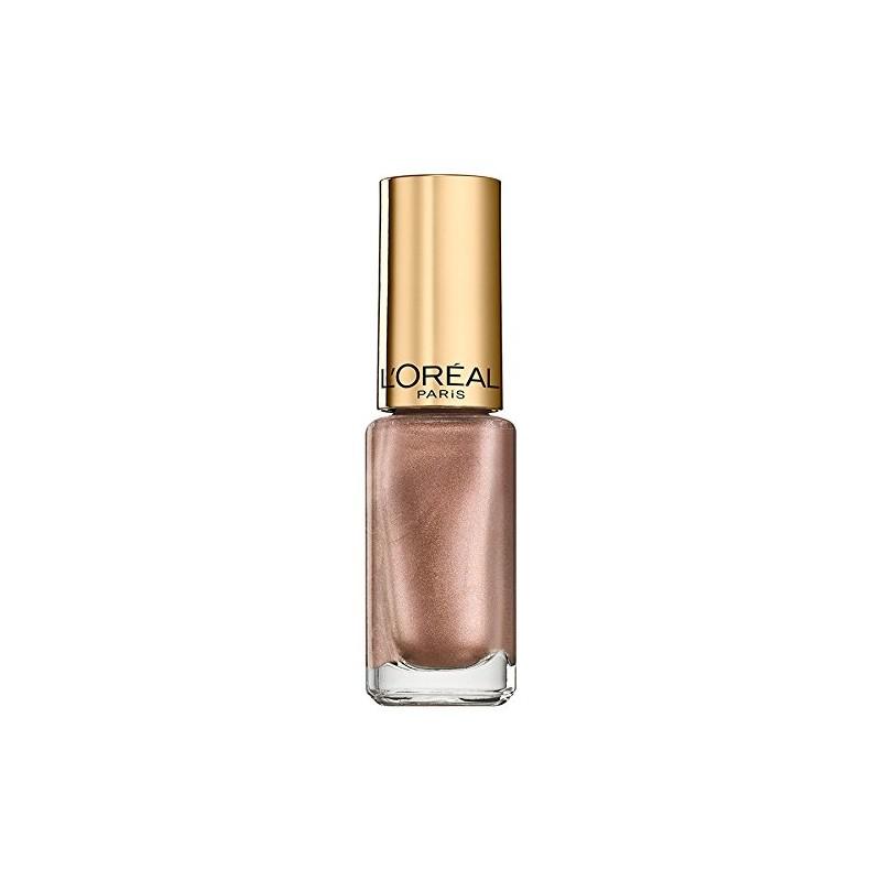 L'Oreal Color Riche Nail Polish 106 Versailles Gold
