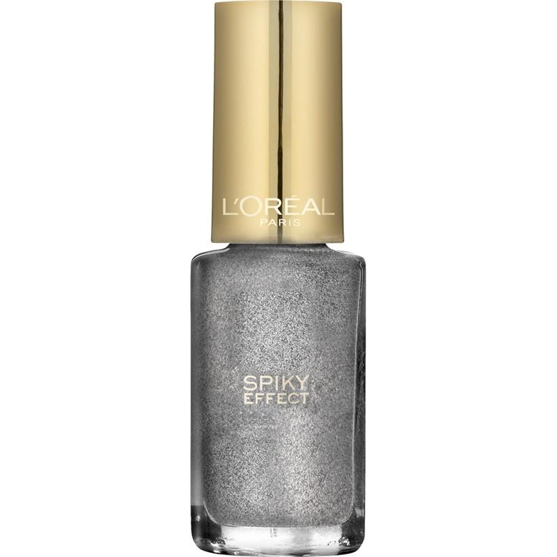 L\'Oreal Color Riche Nail Polish Spiky Effect 891 Noir Whisper 5 ml ...