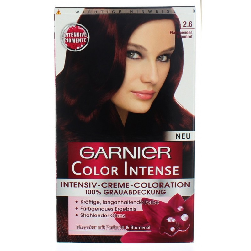 Garnier Color Intense 2.6 Flaming Reddish Brown