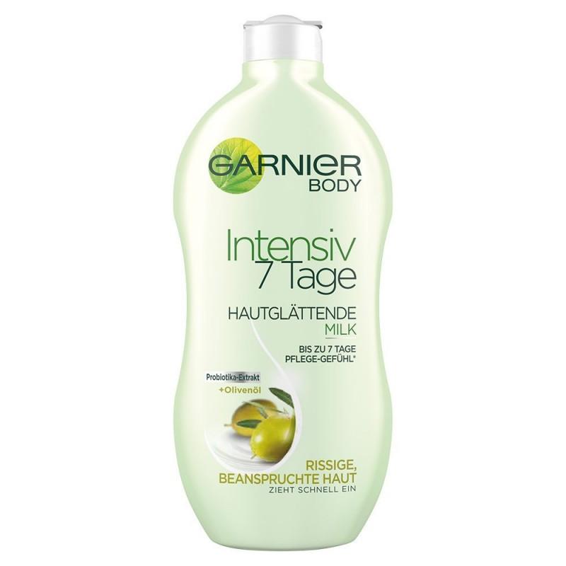 Garnier Intensiv 7 Tage Glättende Milch für Rissige & Beanspruchte Haut