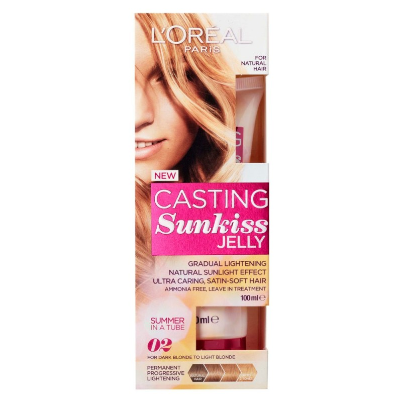 L'Oreal Casting Sunkiss Jelly Gradual Lightening 02