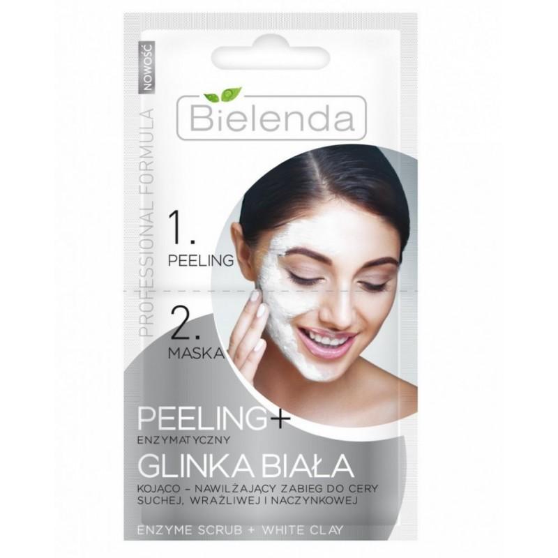 Bielenda Enzym Gesichtspeeling & Tonerde Maske