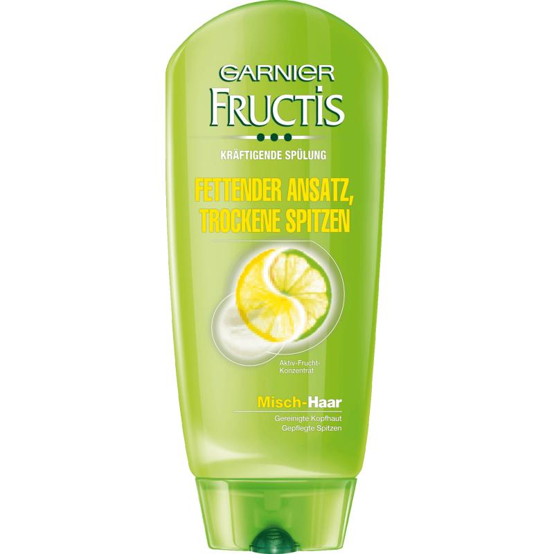 Garnier Fructis Spülung Fettender Ansatz & Trockene Spitzen