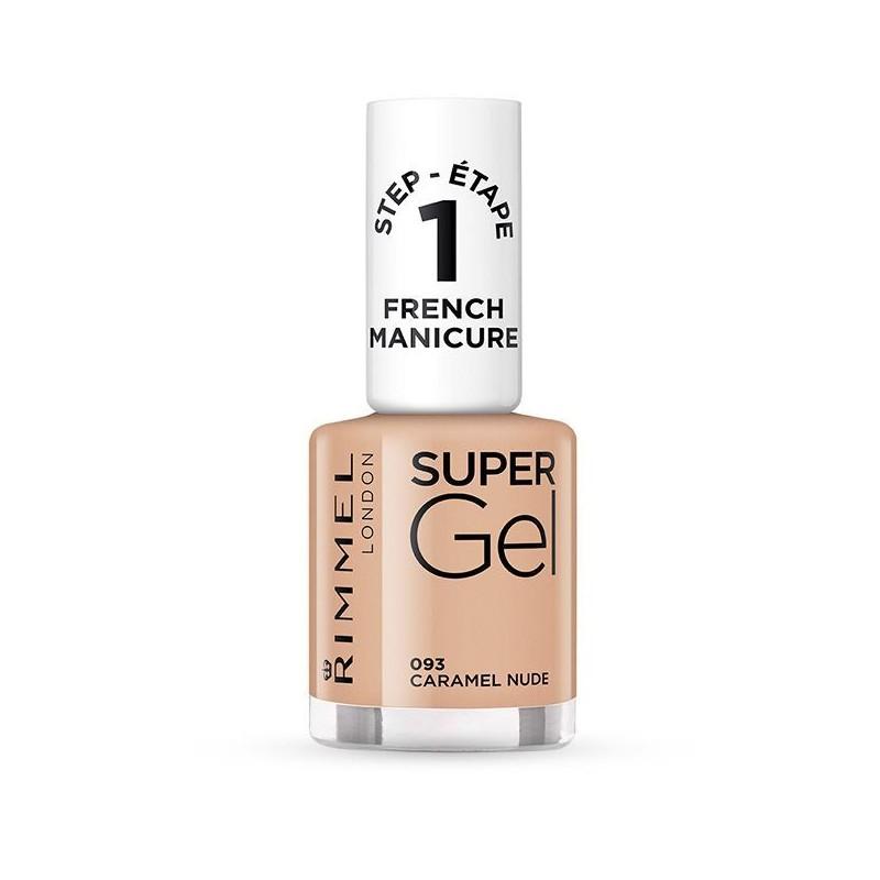 Rimmel Super Gel 093 Caramel Nude