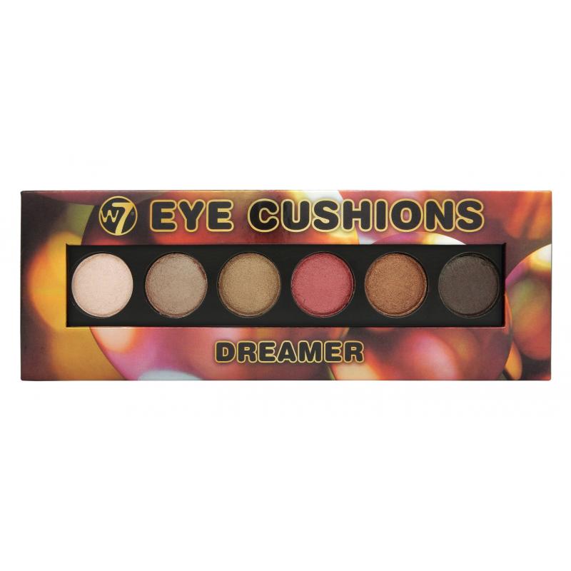 W7 Eye Cushions Dreamer Eyeshadow Palette