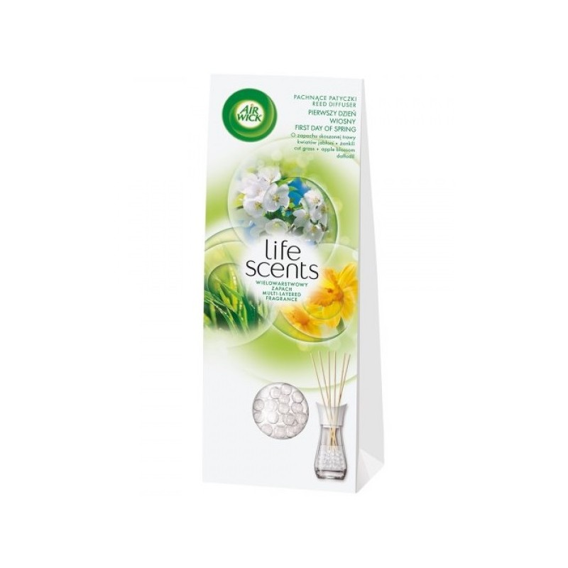 Air Wick Life Scents Reed Diffuser First Day Of Spring