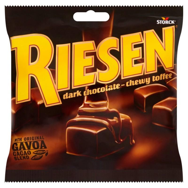 Riesen Dark Chocolate Toffee