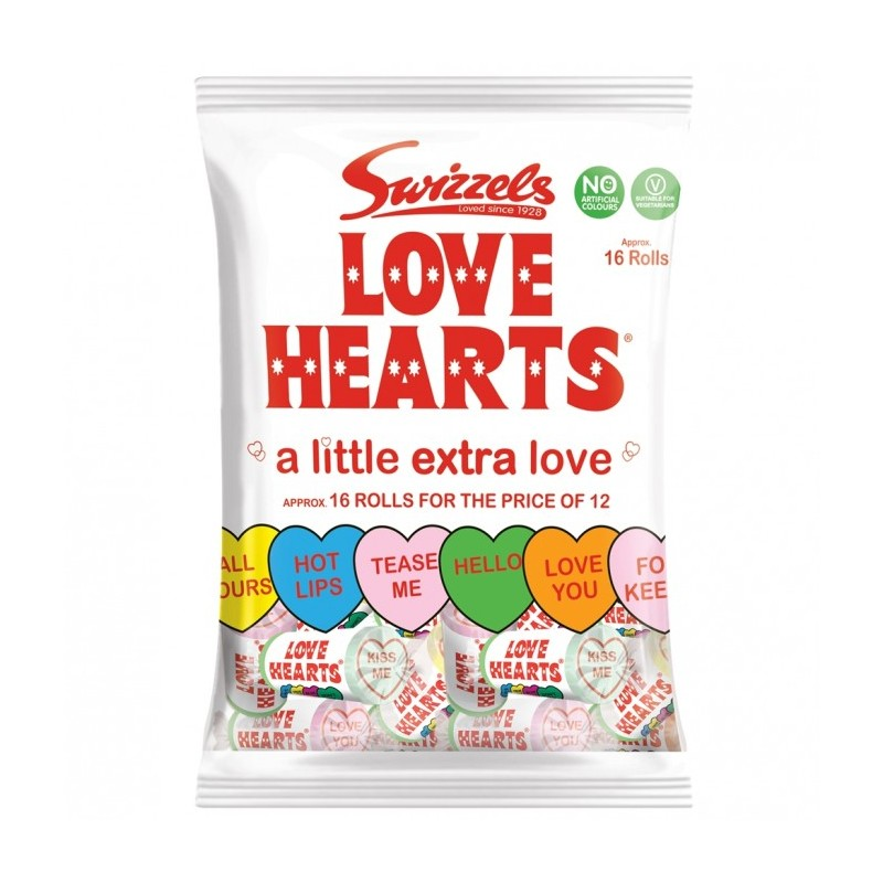 Swizzels Love Hearts