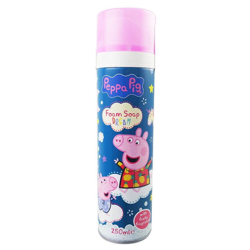 Peppa Pig Foam Soap