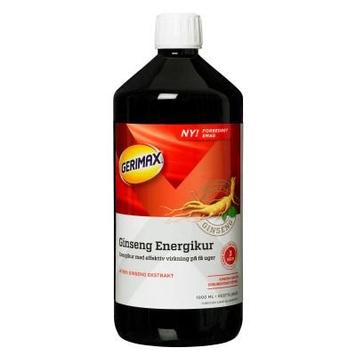 Ginseng ja energia