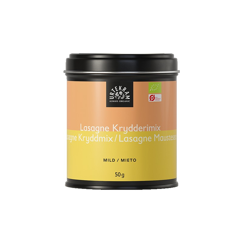 Urtekram Lasagne Spice Mix