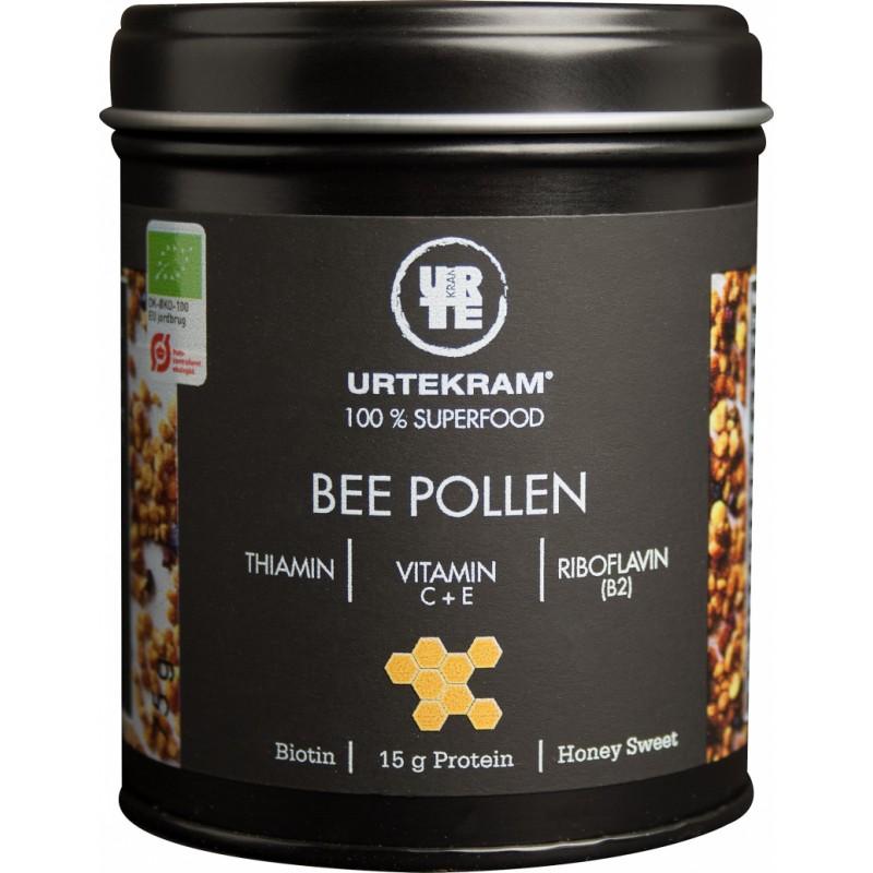 Urtekram Bee Pollen Pulver Øko