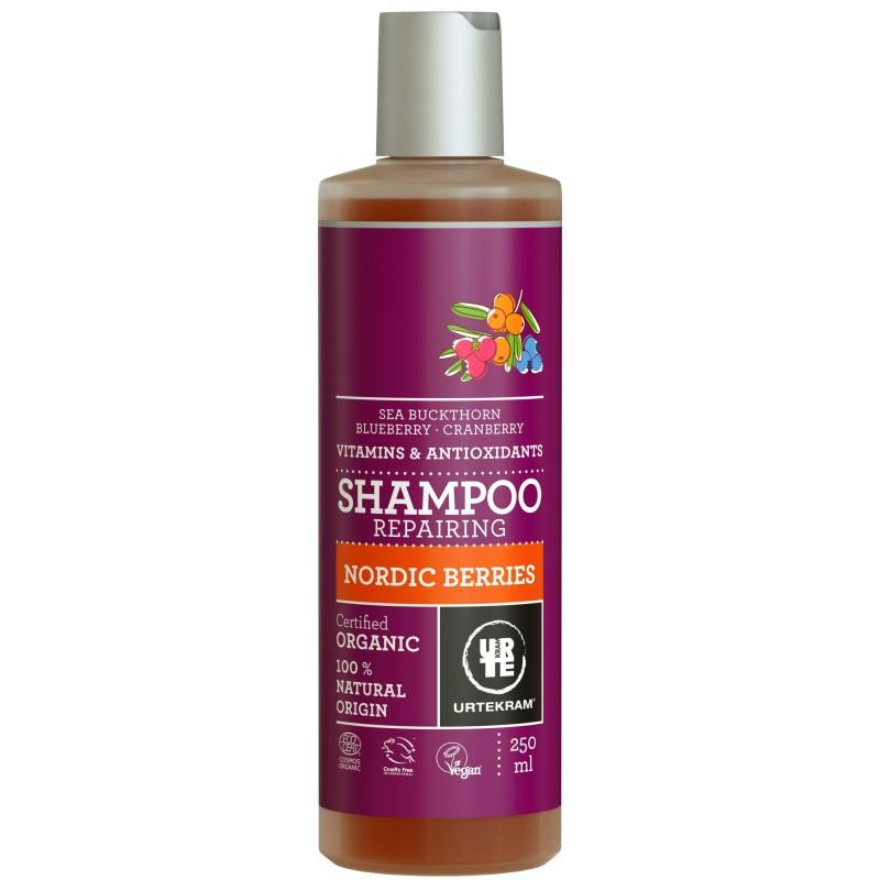 Urtekram Repairing Nordic Berries Shampoo