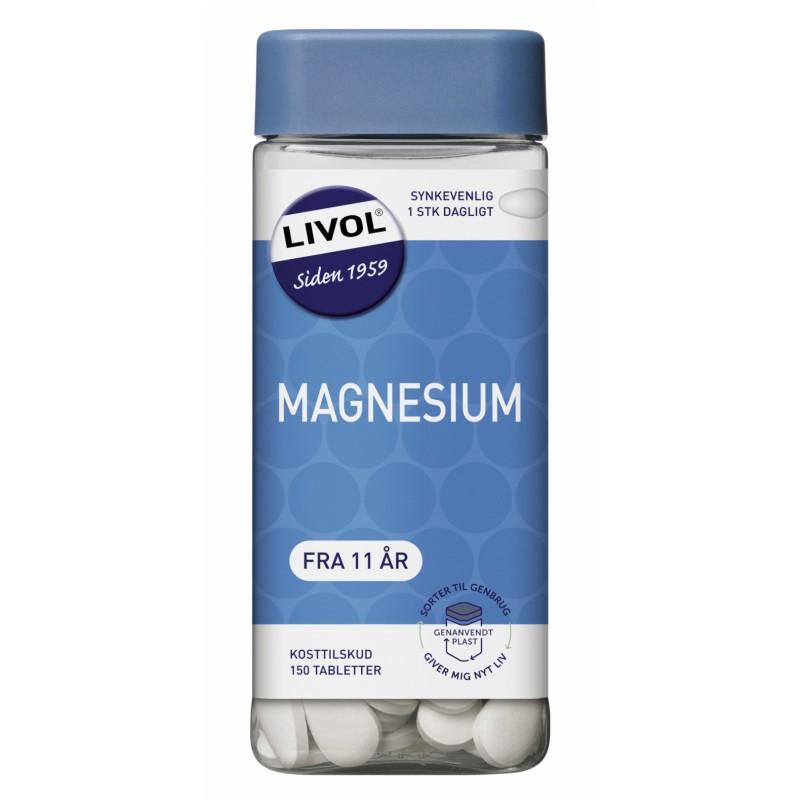 Livol Mono Normal Magnesium