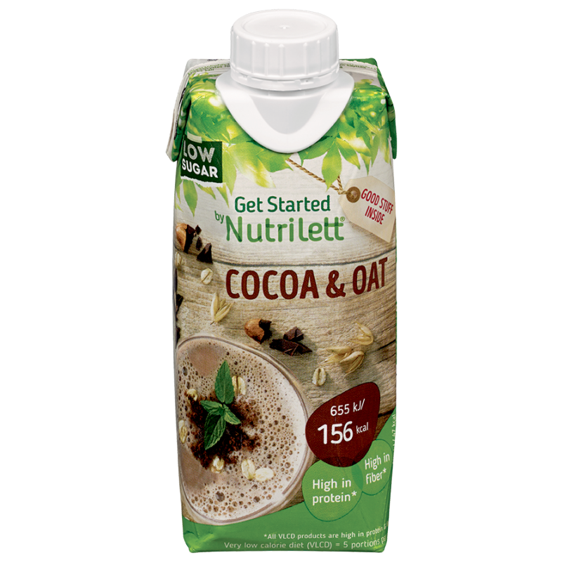 Nutrilett Ready To Drink Cocoa & Oat
