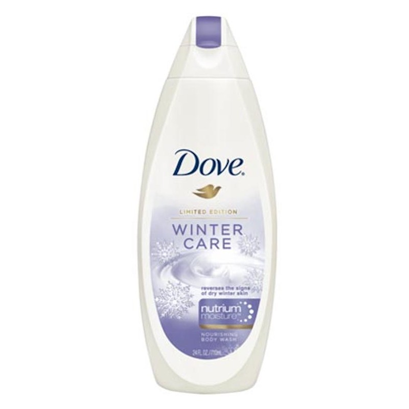 Dove Nourishing Body Wash Winter Care