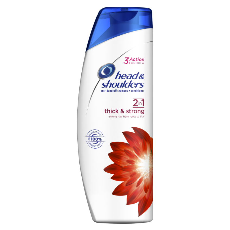 Head & Shoulders 2-in-1 Thick & Strong Shampoo & Conditioner