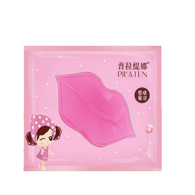 Pilaten Collagen Lip Mask Pink Crystal Jelly