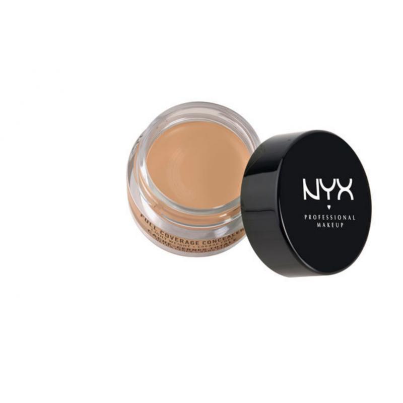 NYX Concealer Jar Nude Beige