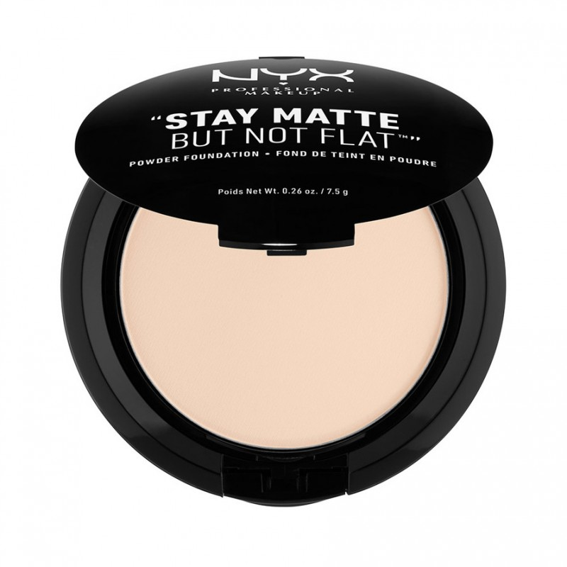 NYX Stay Matte Powder Foundation Alabaster