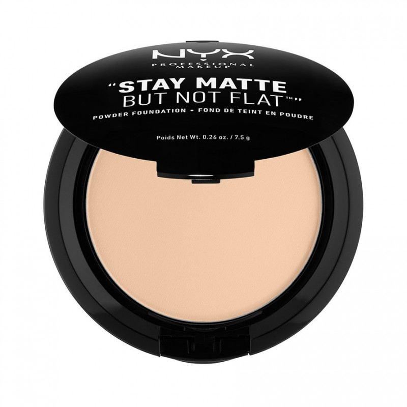 NYX Stay Matte Powder Foundation Nude Beige
