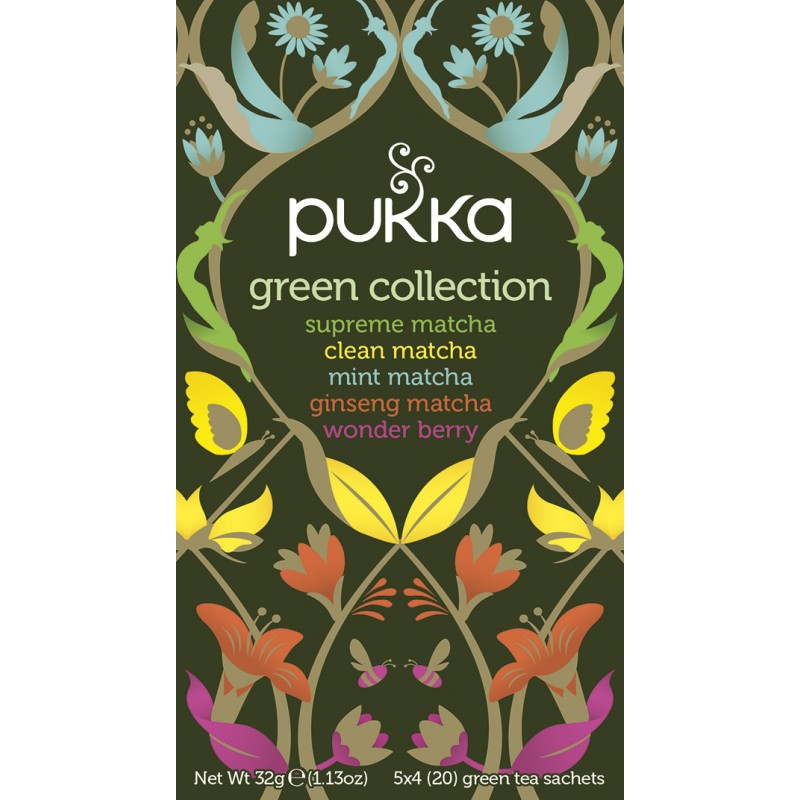 Pukka Green Collection Tea Eco