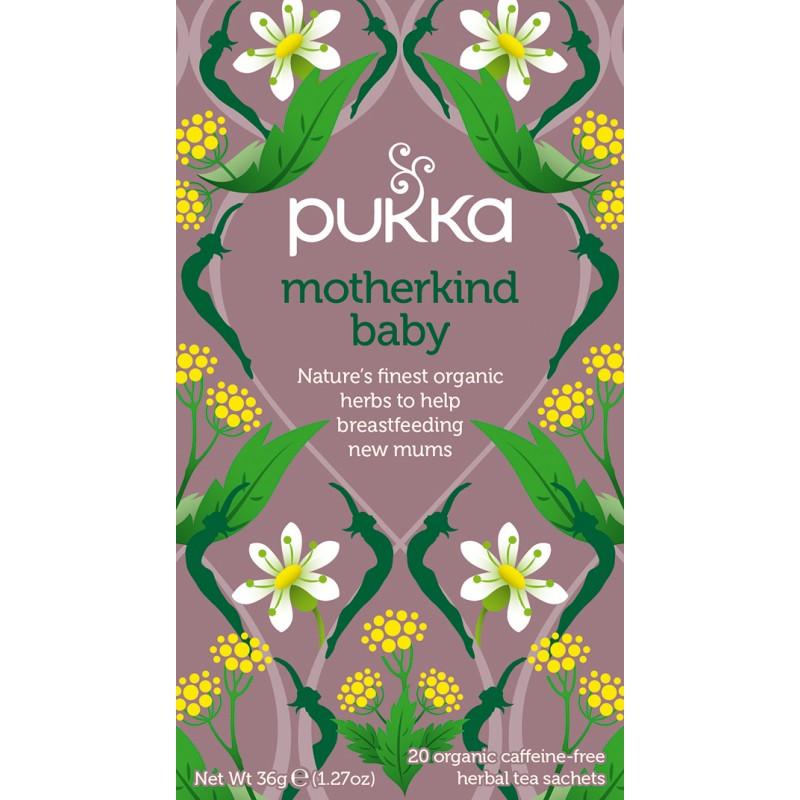 Pukka Motherkind Baby Tea Eco