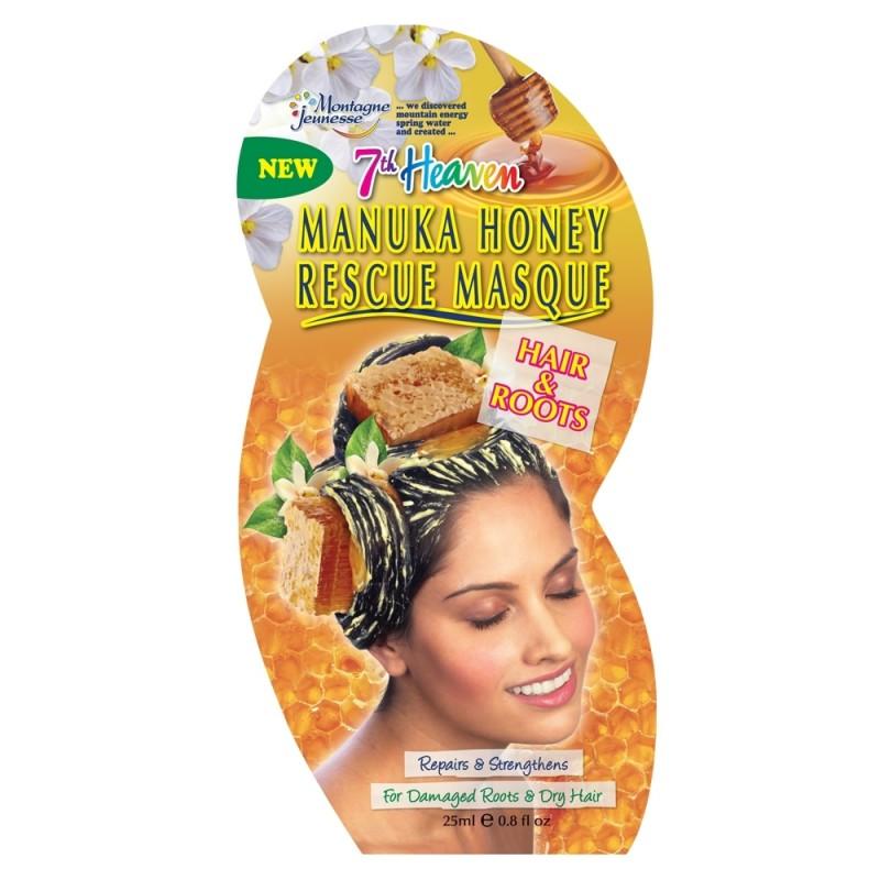 Montagne Jeunesse Manuka Honey Rescue Hair Masque