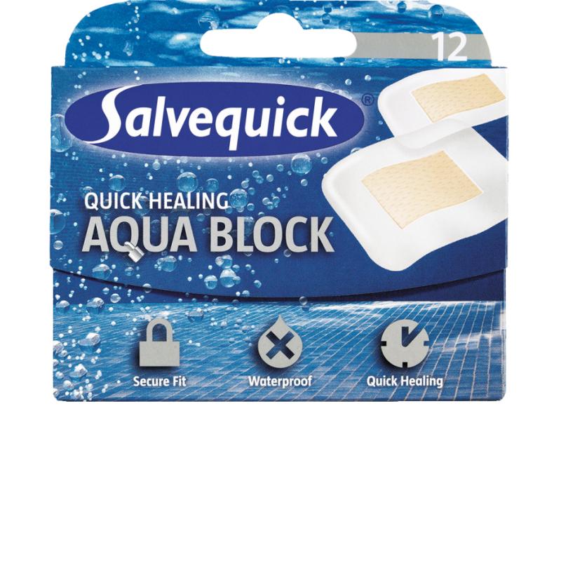 Salvequick Aqua Block