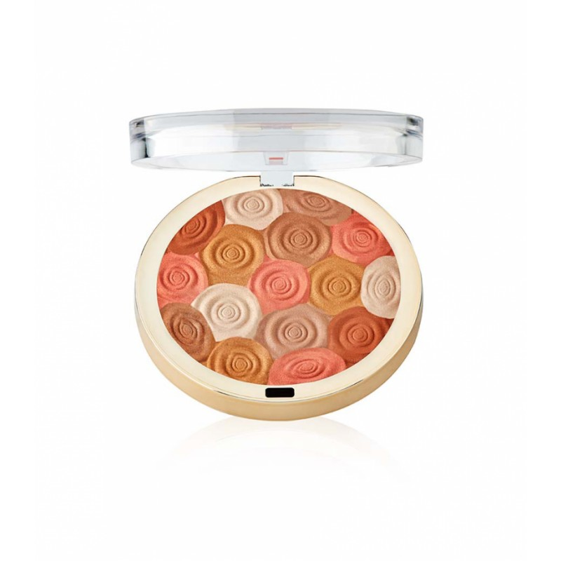 Milani Illuminating Face Powder 01 Amber Nectar