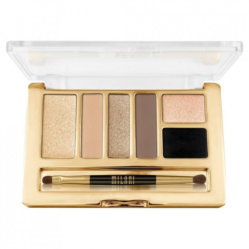 Milani Everyday Eyes Eyeshadow Collection 01 Must Have Naturals
