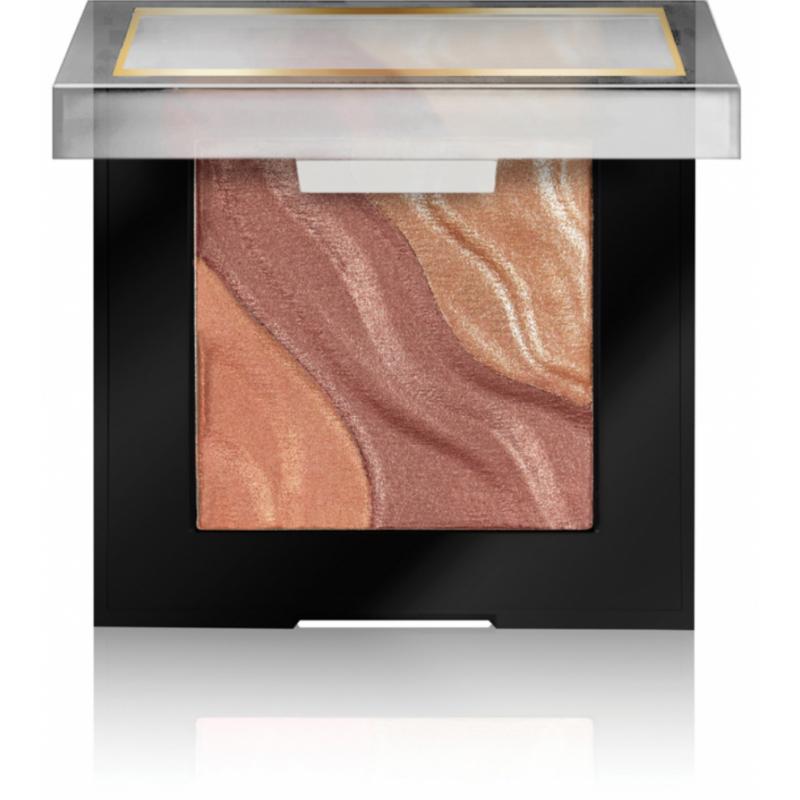 Milani Spotlight Face & Eye Strobe Palette 03 Golden Light
